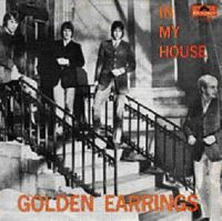 Cover Golden Earrings - In My House