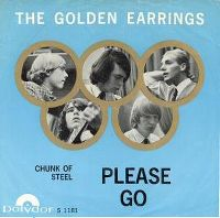 Cover Golden Earrings - Please Go
