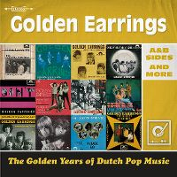 Cover Golden Earrings - The Golden Years Of Dutch Pop Music