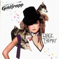 Cover Goldfrapp - Black Cherry