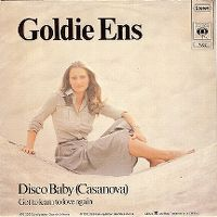 Cover Goldie Ens - Disco Baby (Casanova)