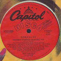 Cover Gonzalez - Haven't Stopped Dancing Yet