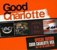 Cover Good Charlotte - Special Edition - Good Charlotte Box: Good Charlotte / The Young And The Hopeless / The Chronicles Of Life And Death / Good Morning Revival