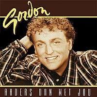Cover Gordon - Anders dan met jou