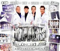 Cover Gordon - Rene - Gerard - Jeroen - Toppers In Concert 2010