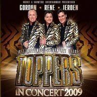 Cover Gordon - Rene - Jeroen - Toppers In Concert 2009