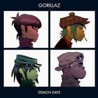 Cover Gorillaz - Demon Days