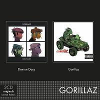 Cover Gorillaz - Demon Days + Gorillaz