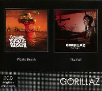 Cover Gorillaz - Plastic Beach + The Fall