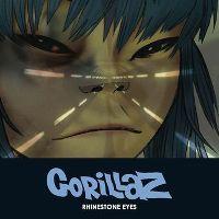 Cover Gorillaz - Rhinestone Eyes