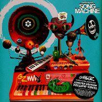 Cover Gorillaz - Song Machine, Season One: Strange Timez