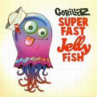 Cover Gorillaz - Superfast Jellyfish
