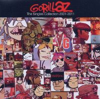 Cover Gorillaz - The Singles Collection 2001-2011