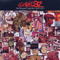 Cover Gorillaz - The Singles Collection 2001-2011