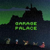 Cover Gorillaz feat. Little Simz - Garage Palace