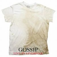 Cover Gossip - Live In Liverpool