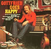 Cover Gottfried Böttger - Gottfried Goes Happy