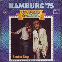 Cover Gottfried & Lonzo - Hamburg '75