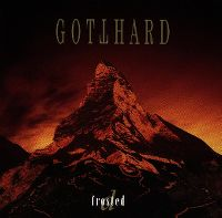 Cover Gotthard - D-Frosted