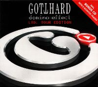 Cover Gotthard - Domino Effect