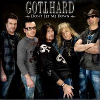 Cover Gotthard - Don't Let Me Down