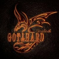 Cover Gotthard - Firebirth