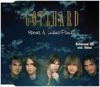 Cover Gotthard - Have A Little Faith