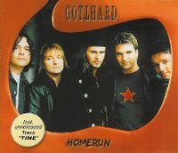 Cover Gotthard - Homerun
