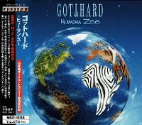 Cover Gotthard - Human Zoo