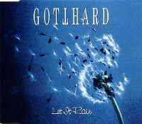 Cover Gotthard - Let It Rain