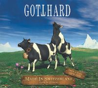 Cover Gotthard - Made In Switzerland