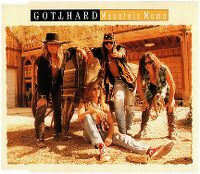 Cover Gotthard - Mountain Mama