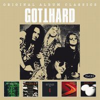 Cover Gotthard - Original Album Classics