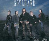 Cover Gotthard - What I Like