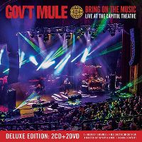 Cover Gov't Mule - Bring On The Music - Live At The Capitol Theatre