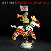 Cover Gov't Mule - Revolution Come... Revolution Go