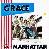 Cover G'Race - Manhattan