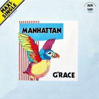 Cover G'Race - Manhattan