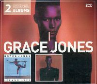 Cover Grace Jones - 2 For 1: Island Life / Nightclubbing