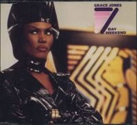 Cover Grace Jones - 7 Day Weekend