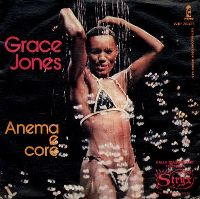 Cover Grace Jones - Anema e core