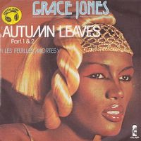 Cover Grace Jones - Autumn Leaves