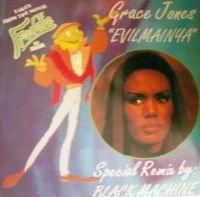 Cover Grace Jones - Evilmainya