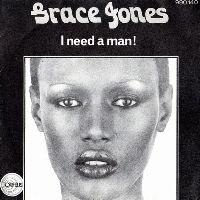 Cover Grace Jones - I Need A Man