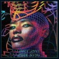 Cover Grace Jones - Inside Story