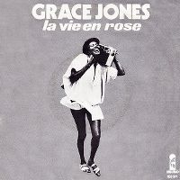 Cover Grace Jones - La vie en rose