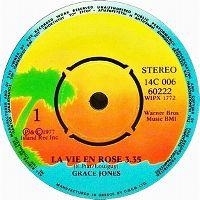 Cover Grace Jones - La vie en rose