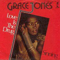 Cover Grace Jones - Love Is The Drug