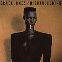 Cover Grace Jones - Nightclubbing