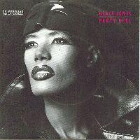 Cover Grace Jones - Party Girl